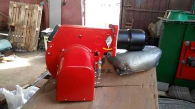 Топочный агрегат на дизельном топливе